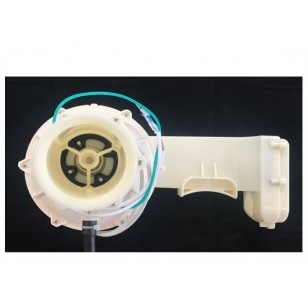 Materac Mozaika - niebieski 59720 Intex Pool Garden Party