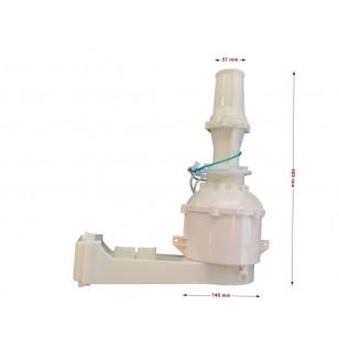 Materac Neon 183 x 76 cm - żółty Intex