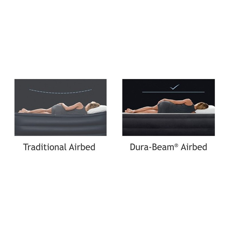 Pokrywa basenowa do basenów prostokątnych RECTANGULAR FRAME POOL 300x200 28038 Intex Pool Garden Party
