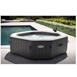 Zestaw do pływania - Wodna Przygoda - żółty Intex