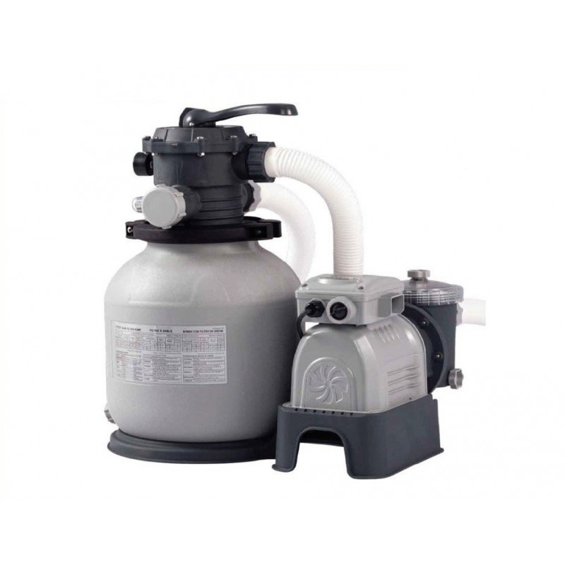 Basen Swim Center Wiatraczek 229 x 56 cm 56494 Intex Pool Garden Party