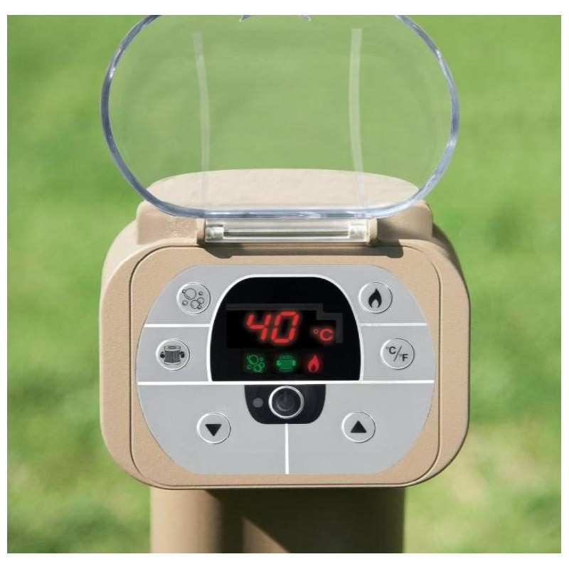 Zabawka do pływania - Gekon 56569 Intex Pool Garden Party
