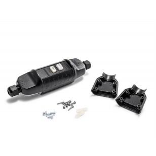 Okularki pływackie dla dzieci fioletowe Intex