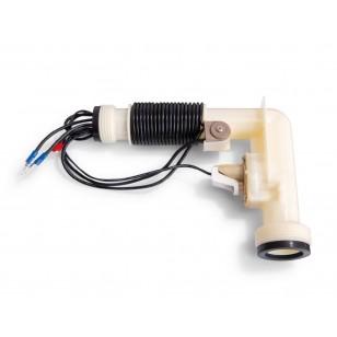 Okularki pływackie Pro Racing Sport czarno-pomarańczowe Intex