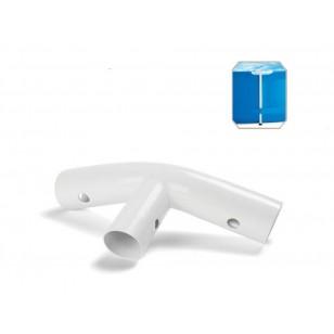 Okularki pływackie Pro Team niebieskie Intex