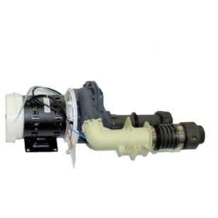 Maska dziecięca do nurkowania Mini Aviator niebieska Intex