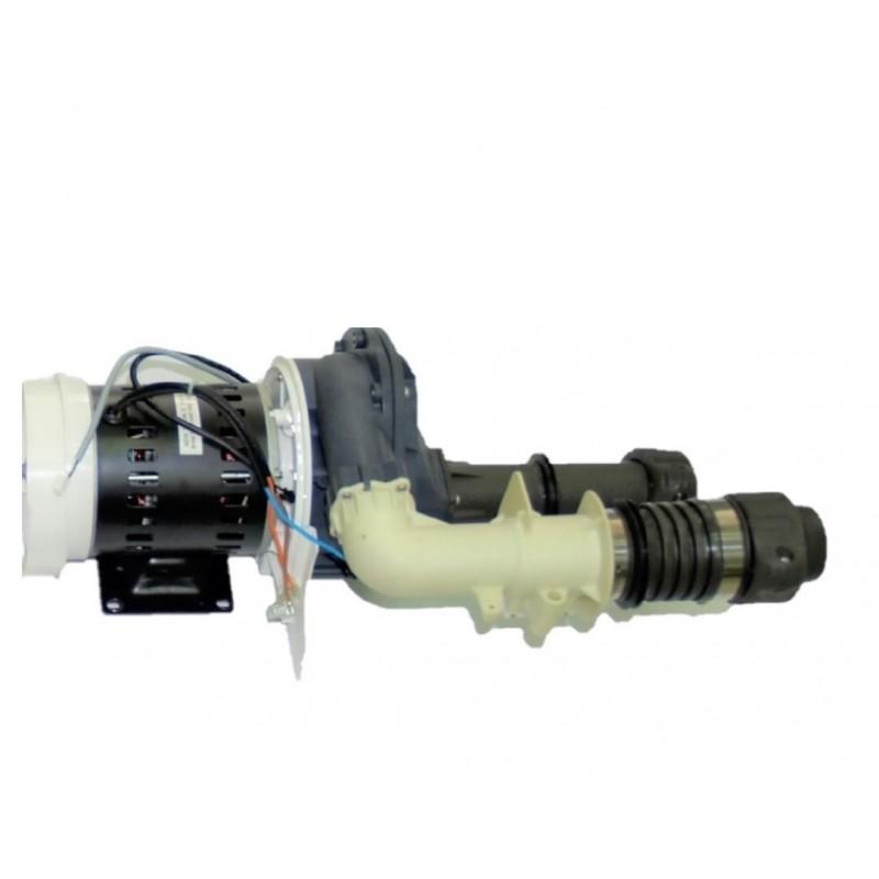 maska dziecięca do nurkowania Mini Aviator niebieska 556911 Intex Pool Garden Party
