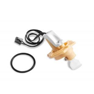 Okularki pływackie Pro Team czerwone Intex