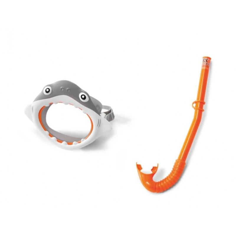 Namiot dmuchany zwierzaki 127 x 112 x 116 cm 48634 Intex Pool Garden Party