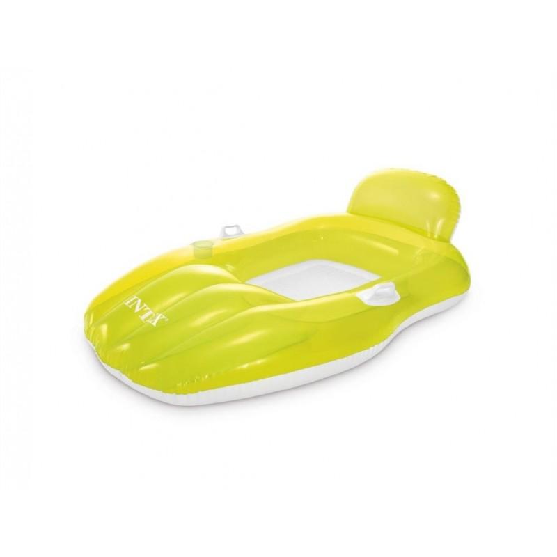 Płetwy (35-37) niebieskie 55933 Intex Pool Garden Party