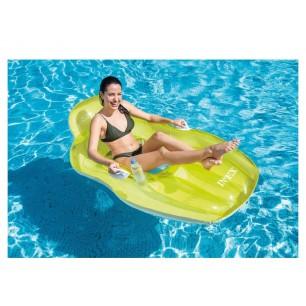 Płetwy (38-40) niebieskie Intex