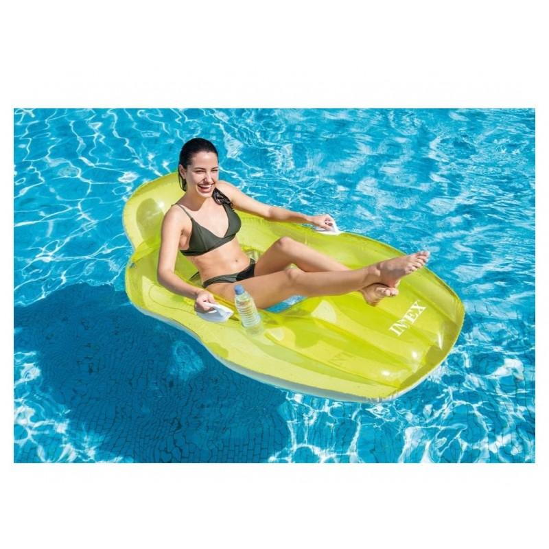 Płetwy (38-40) niebieskie 55934 Intex Pool Garden Party
