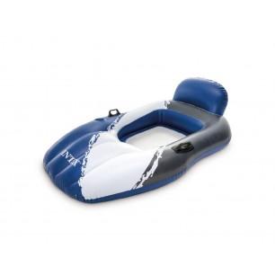 Czepek pływacki niebieski Intex