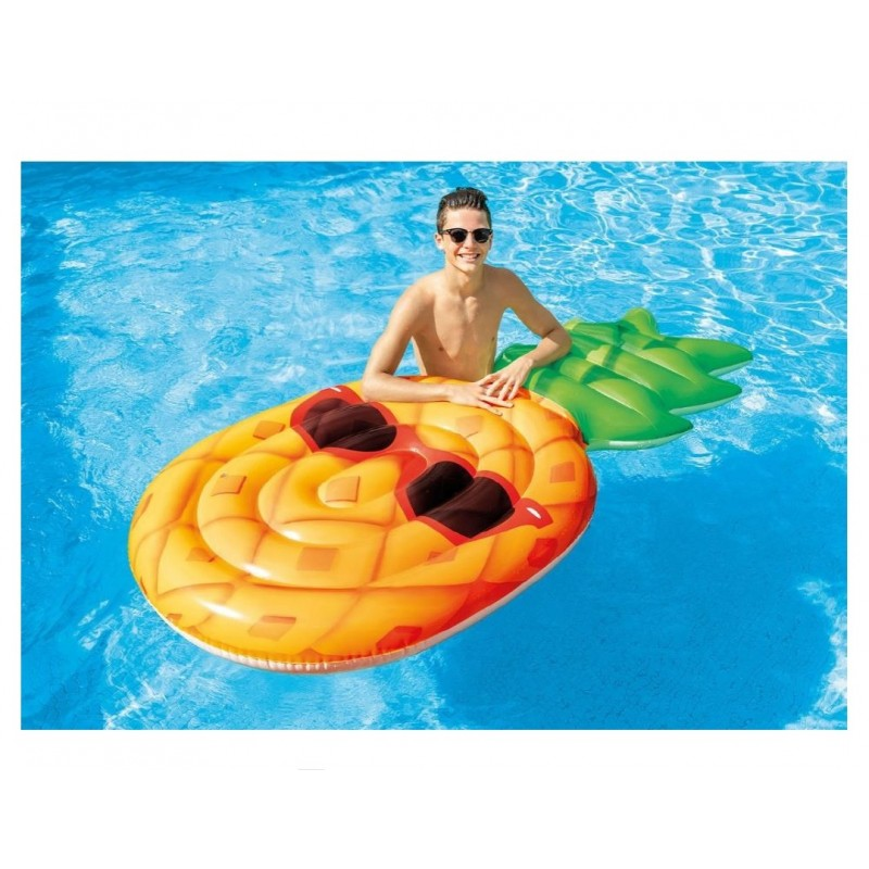 Materac 2 osobowy Comfort 198 x 160 cm 56897 Intex Pool Garden Party