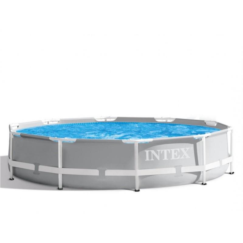 Wyspa ze zjeżdżalnią 279 x 173 x 122 cm 58294 Intex Pool Garden Party
