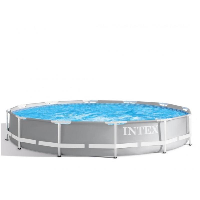 Czepek pływacki czarny 55991 Intex Pool Garden Party