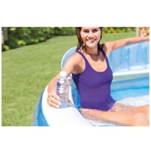 Płetwy dla dzieci (35-37) żólte Intex