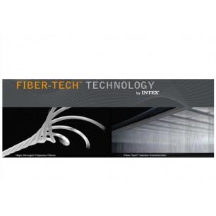 Drabinka basenowa 132 cm ze zdejmowanymi stopniami 28074 Intex Pool Garden Party