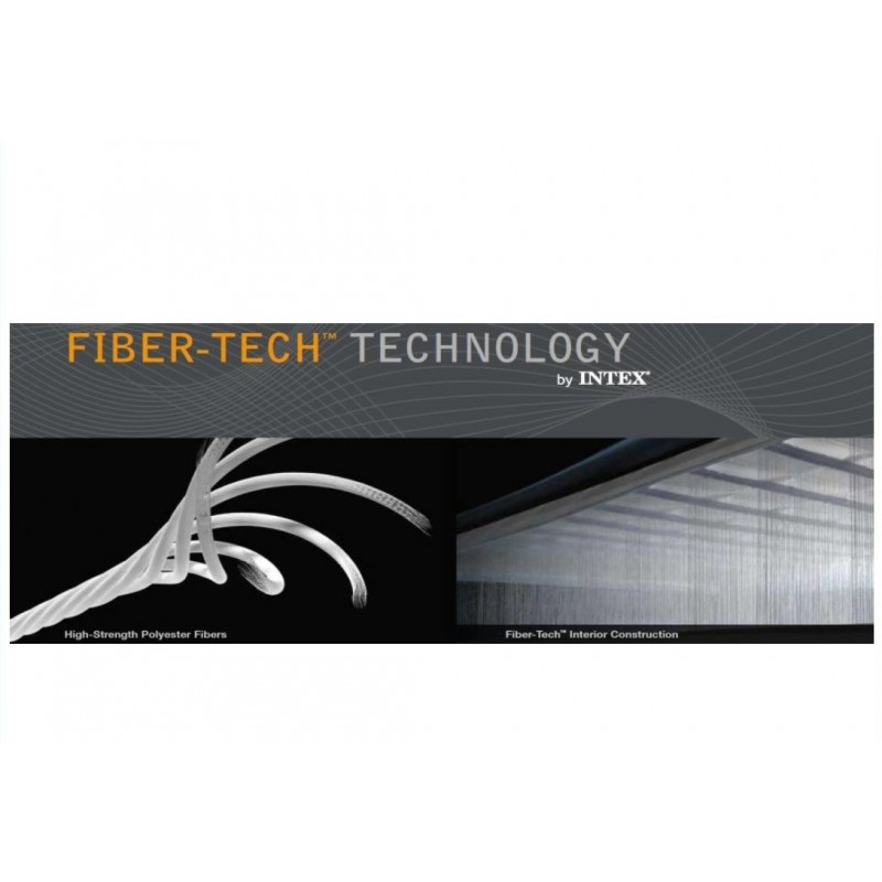 Pokrywa basenowa 457 cm do basenów Metal Frame 28032 Intex Pool Garden Party