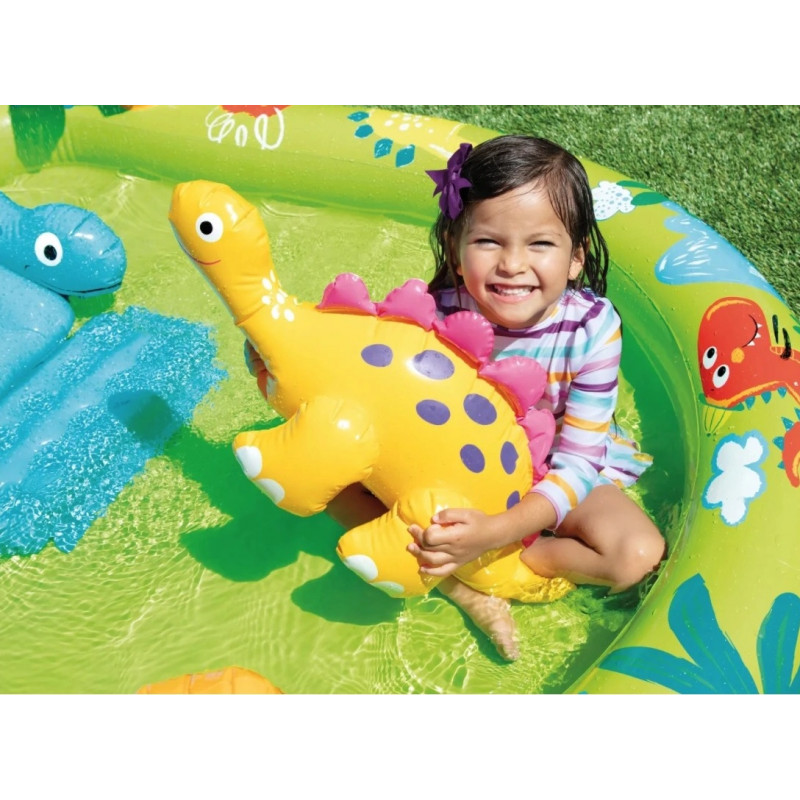 Wspornik dolny stelaża basenów Rectangular 28273 Intex 10571 Intex Pool Garden Party