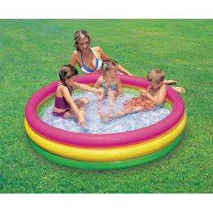 Zatyczka otworu odpływowego do basenów Intex