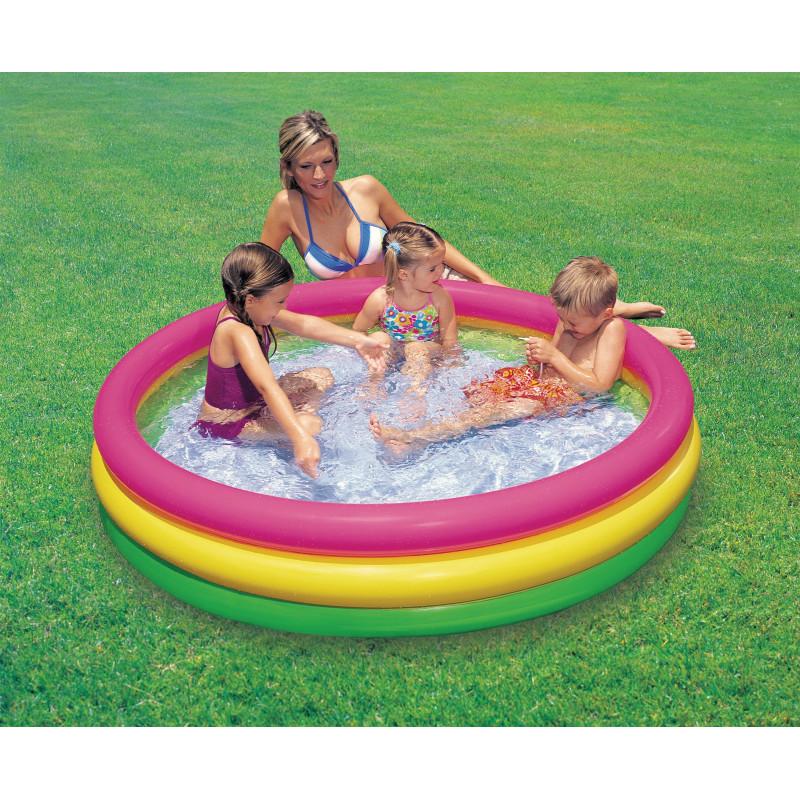 Zatyczka otworu odpływowego do basenów Rectangular 10649 Intex Pool Garden Party