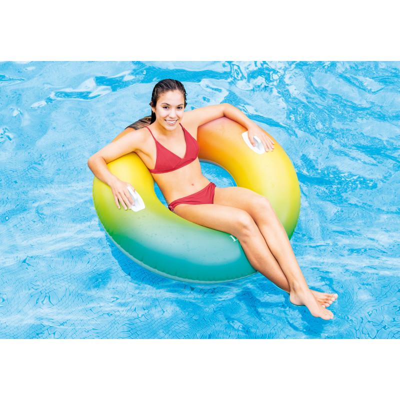 Fartuch ograniczający podporę do basenu Prism Frame Rectangular 12226 Intex Pool Garden Party