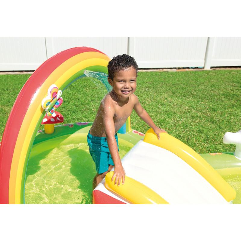 Pokrywa wylotu wody z zaworu pompy piaskowej 11131 Intex Pool Garden Party