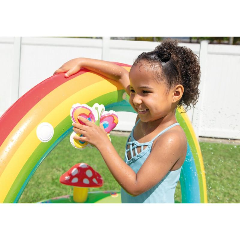 Klamra zaciskowa do zbiornika piasku pompy piaskowej 11380 Intex Pool Garden Party
