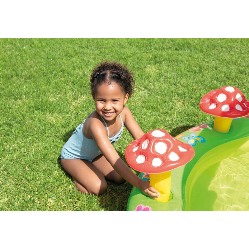 Uszczelka pokrywy obudowy do pompy piaskowej 11379 Intex Pool Garden Party