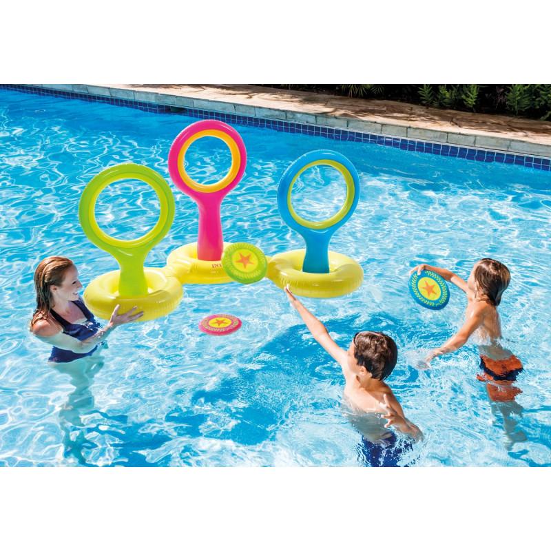 Nakrętka zaworu odpływowego zbiornika piasku pompy piaskowej 11456 Intex Pool Garden Party