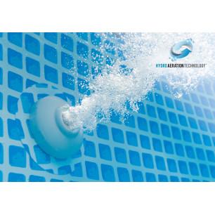 Zacisk sprężynowy podwójny do basenów Ultra Frame Pool Rectangular Intex