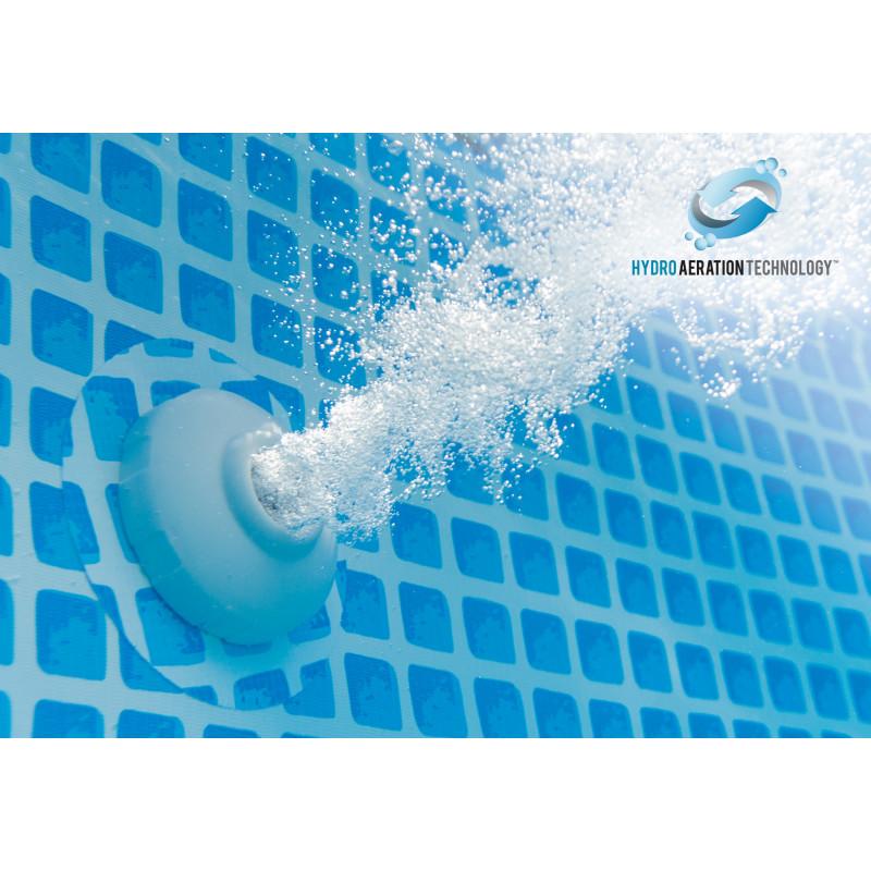 Zacisk sprężynowy podwójny do basenów Ultra Frame Pool Rectangular 10936 Intex Pool Garden Party