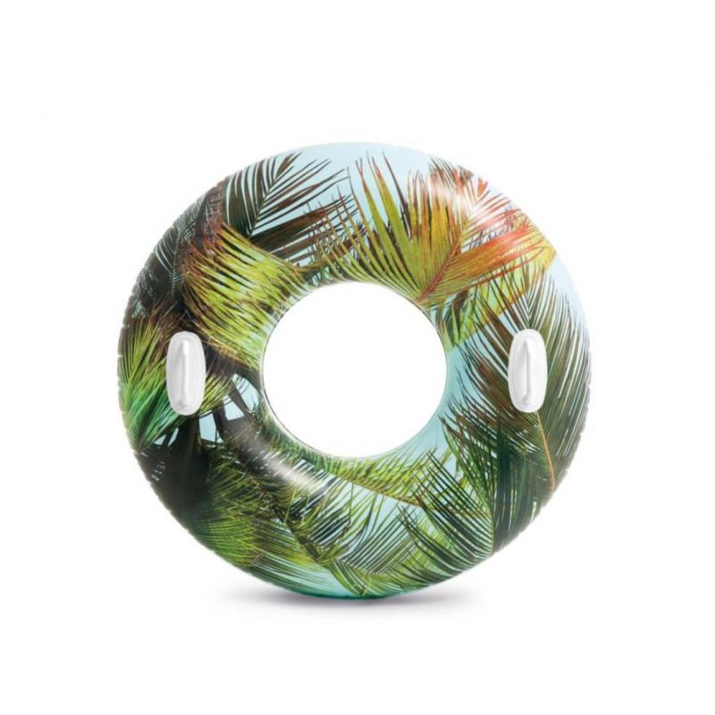 Odwrócone T - końcówka nogi bocznej basenów Metal Frame Rectangular 11874 Intex Pool Garden Party