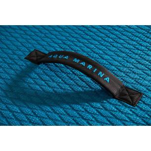Basen stelażowy ultra kwadratowy z hydroareacją 427 x 427 cm - zestaw Prism 28764 Intex Pool Garden Party