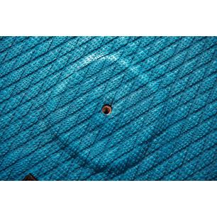 Basen stelażowy ultra kwadratowy z hydroareacją 488 x 488 cm - zestaw Prism 28766 Intex Pool Garden Party