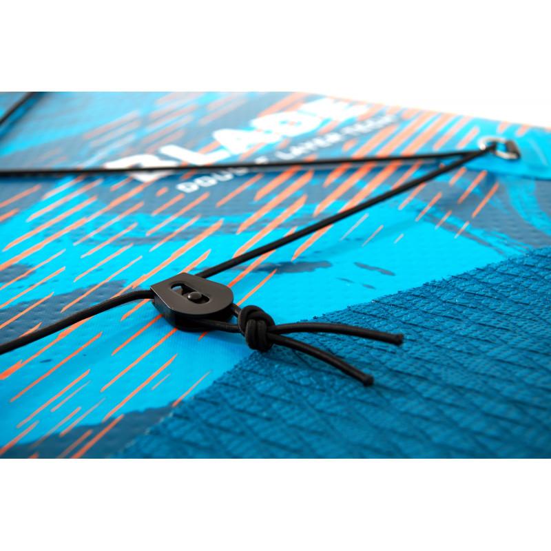 Basen stelażowy z hydroareacją ultra prostokatny 400 x 200 cm - zestaw Prism 28316 Intex Pool Garden Party