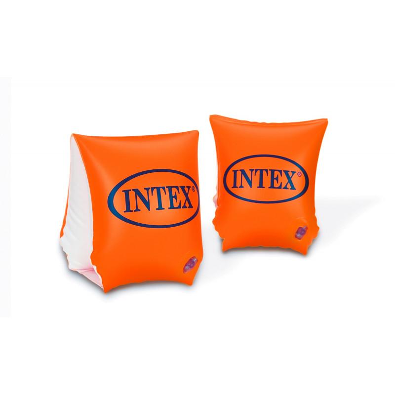 Basen ogrodowy stelażowy prostokątny 220 x 150 x 60 cm 28270 Intex Pool Garden Party