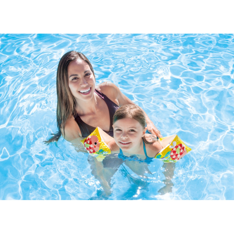 Basen ogrodowy stelażowy 366 x 76 cm 28212 Intex Pool Garden Party