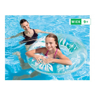 Basen ogrodowy owalny 549 x 305 x 107 cm - zestaw Intex