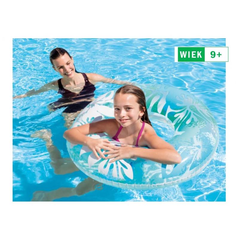 Basen ogrodowy owalny 549 x 305 x 107 cm 28192 Intex Pool Garden Party