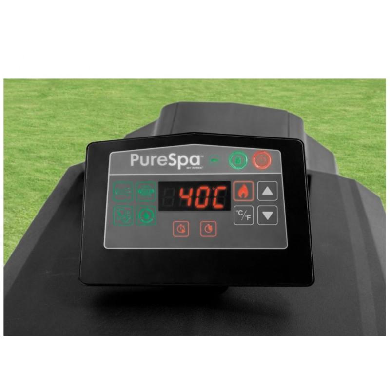 Pokrywa zbiornika odkurzacza do czyszczenia basenu De Lux 10789 Intex Pool Garden Party