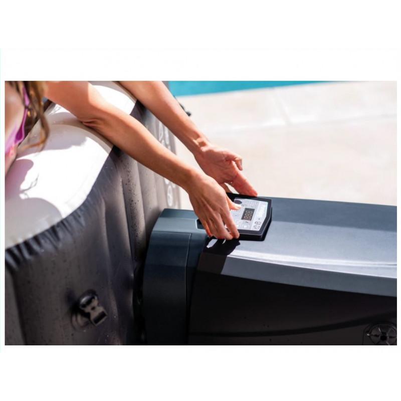 Nawijak maty solarnej do basenów prostokątnych 28051 Intex Pool Garden Party