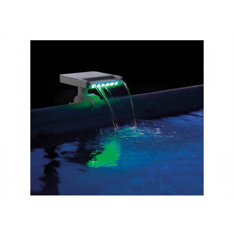 Siedzisko składane do basenów SPA 28502 Intex Pool Garden Party