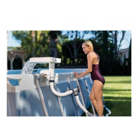 miniatura - Pompa do wypompowywania wody basenowej Intex