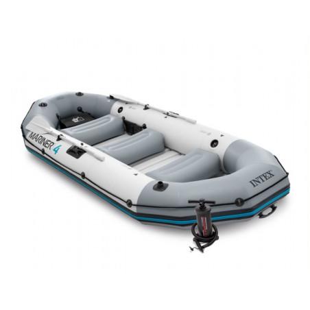 Rybki z siatką do nurkowania - zestaw Intex