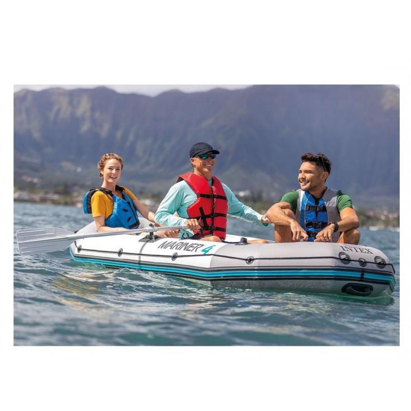 Zestaw do pływania - Aqua Pro Swim 55962 Intex Pool Garden Party