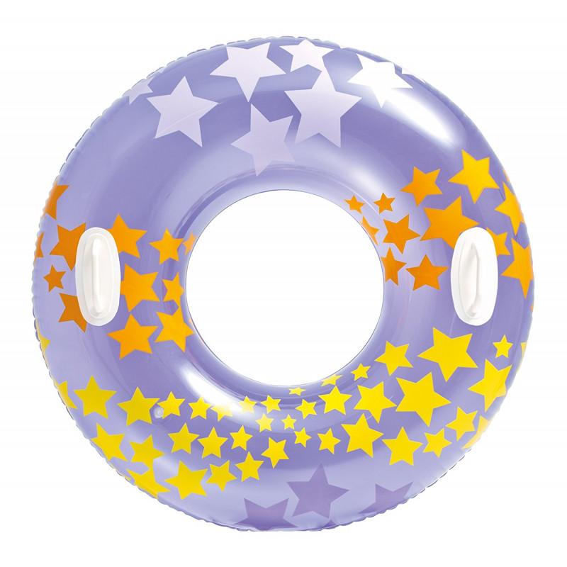 Materac do spania PILLOW REST TWIN 66767 Intex Pool Garden Party