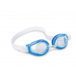 Materac do spania 76 x 191 x 22 cm Downy Cot Size z wbudowaną pompką nożną Intex