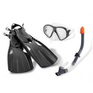 Materac do spania 191 x 76 x 15 cm Intex + torba